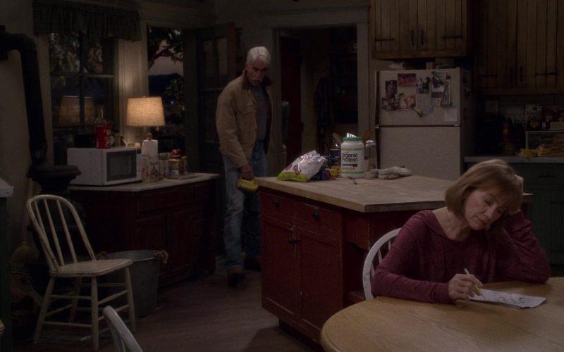 Orgain Organic Protein in The Ranch Season 4 Episode 6 (1)