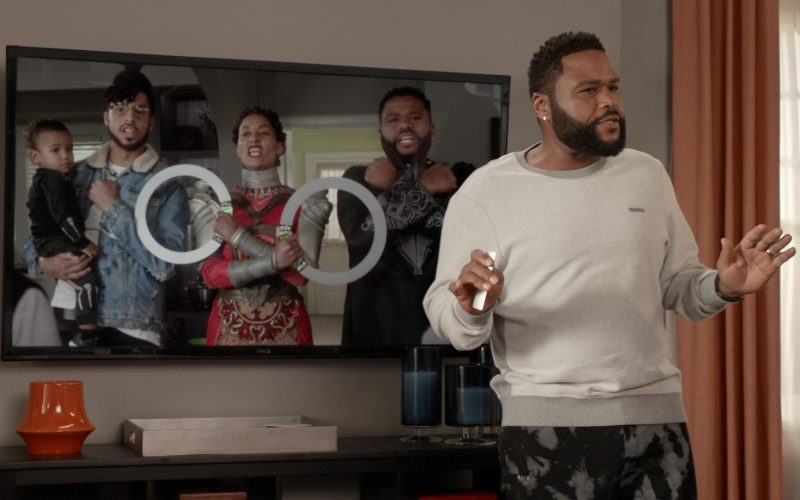 Ovadia & Sons Sweater Worn by Anthony Anderson as Dre in Black-ish Season 6 Episode 6 (1)