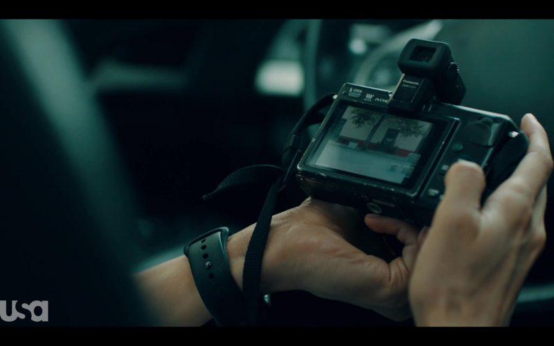 Panasonic Camera in The Purge Season 2 Episode 3 Blindspots (2019)