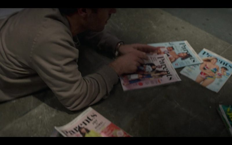 Parents Magazines in Living with Yourself Season 1 Episode 8 Nice Knowing You (3)