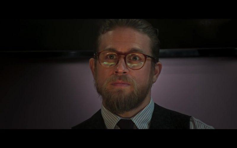 Persol Eyeglasses Worn by Charlie Hunnam in The Gentlemen (2)