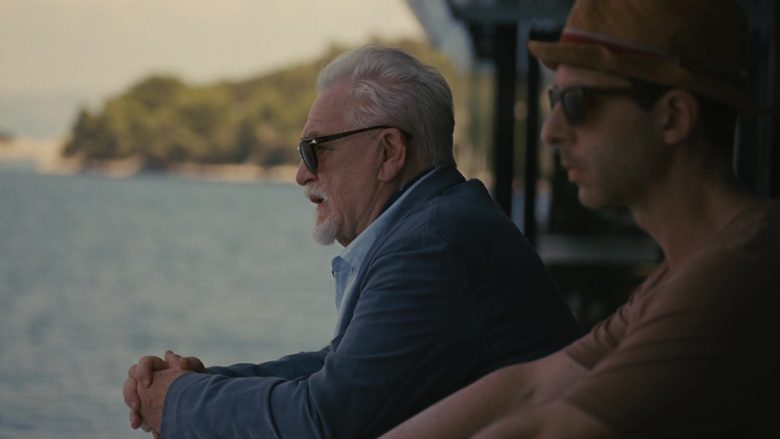 Persol Sunglasses Worn by Brian Cox as Logan Roy in Succession (5)