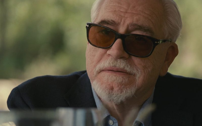 Persol Sunglasses Worn by Brian Cox as Logan Roy in Succession (7)