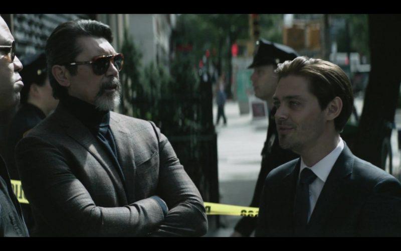 Persol Sunglasses Worn by Lou Diamond Phillips as Gil Arroyo in Prodigal Season 1 Episode 5 (1)