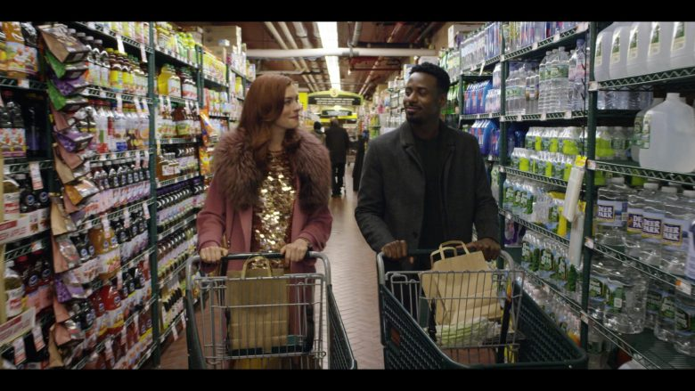 """Poland Spring and Deer Park Spring Water in Modern Love Season 1 Episode 3 """"Take Me as I Am, Whoever I Am"""" (2019) - TV Show Product Placement"""