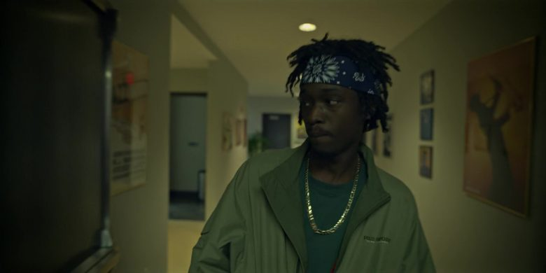 """Polo Sport Ralph Lauren Jacket Worn by Ashton Sanders as Bobby Diggs in Wu-Tang: An American Saga Season 1 Episode 8 """"Labels"""" (2019) - TV Show Product Placement"""