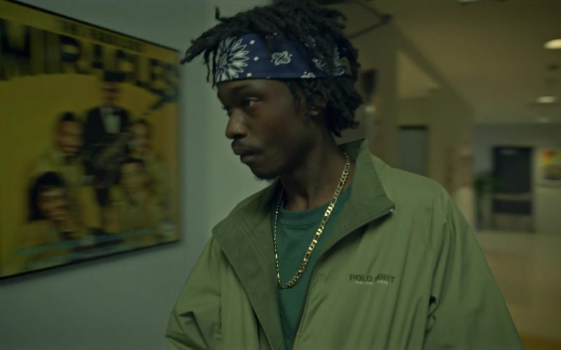 Polo Sport Ralph Lauren Jacket Worn by Ashton Sanders as Bobby Diggs in Wu-Tang An American Saga (4)