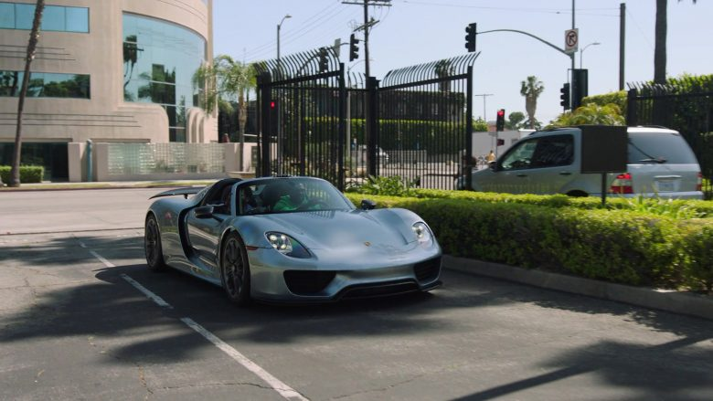 "Porsche 918 Spyder Sports Car in Ballers - Season 5 Episode 7 ""Who Wants a Lollipop"" (2019) - TV Show Product Placement"