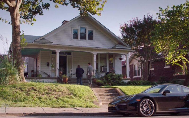 """Porsche Car in Bluff City Law Season 1 Episode 5 """"When the Levee Breaks"""" (2)"""