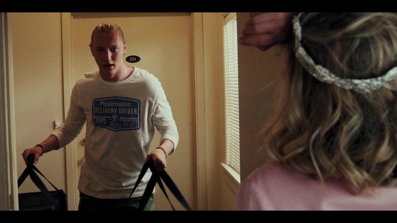 Postmates Delivery Driver in Daybreak Season 1 Episode 8 (1)