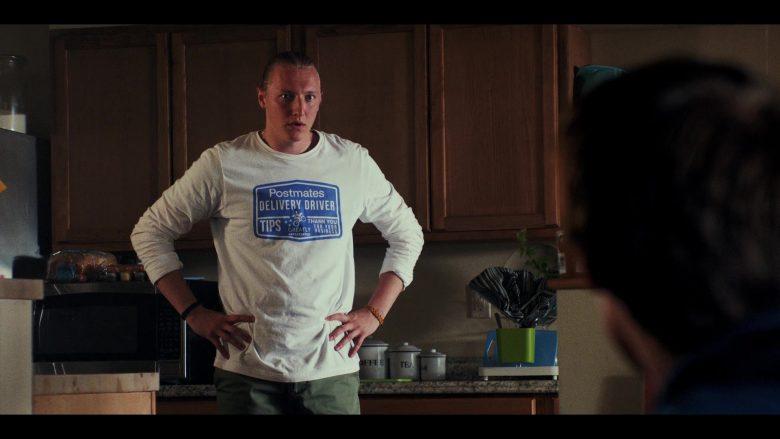 Postmates Delivery Driver in Daybreak Season 1 Episode 8 (2)