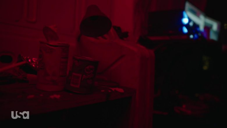 "Pringles Chips in Mr. Robot Season 4 Episode 4 ""404 Not Found"" (2019) TV Show"