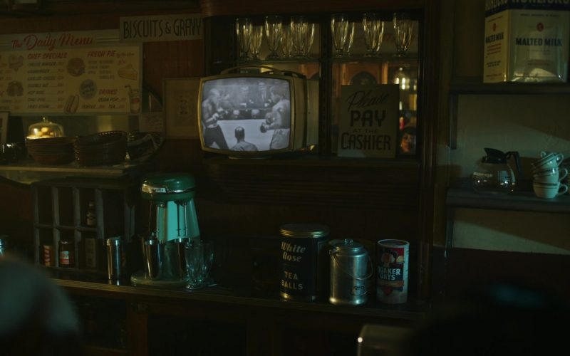 Quaker Oats in Godfather of Harlem Season 1 Episode 4 I Am the Greatest (2019)