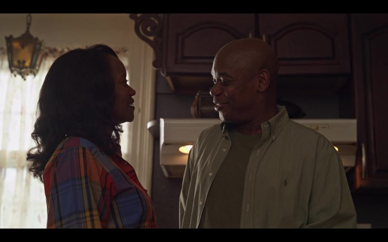 Ralph Lauren Shirt Worn by Bokeem Woodbine as Jerome in Wu-Tang An American Saga Season 1 Episode 10 (1)
