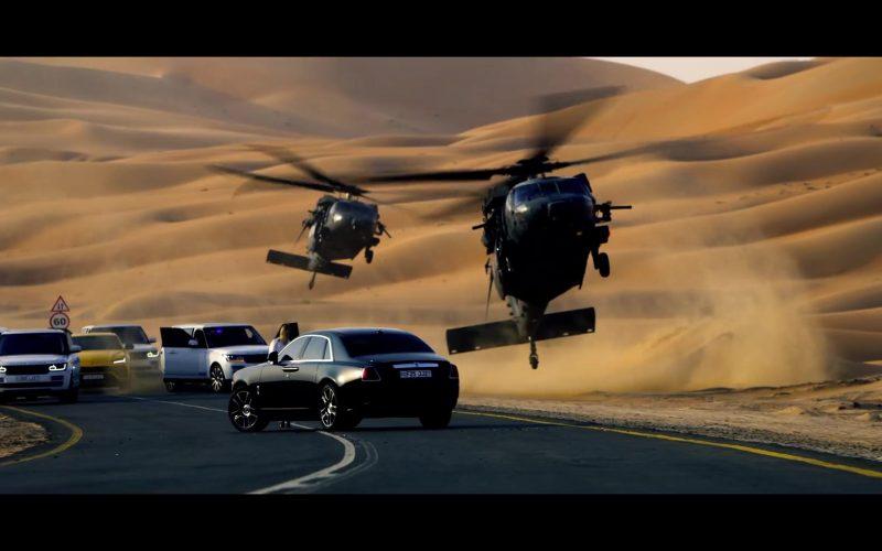 Range Rover, Lamborghini Urus & Rolls-Royce Cars in 6 Underground