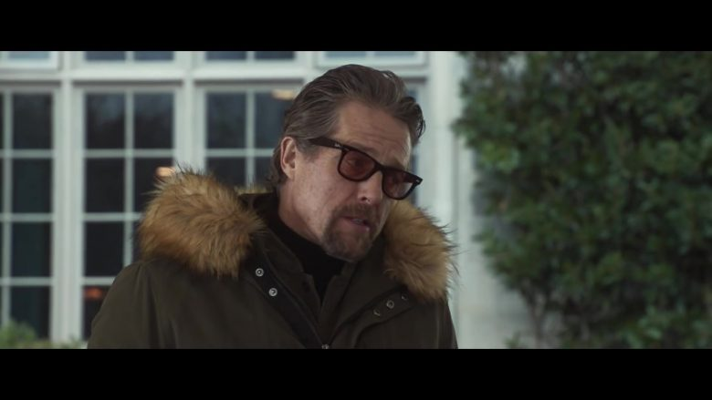 Ray-Ban Wayfarer Glasses Worn by Hugh Grant in The Gentlemen (2020) Movie