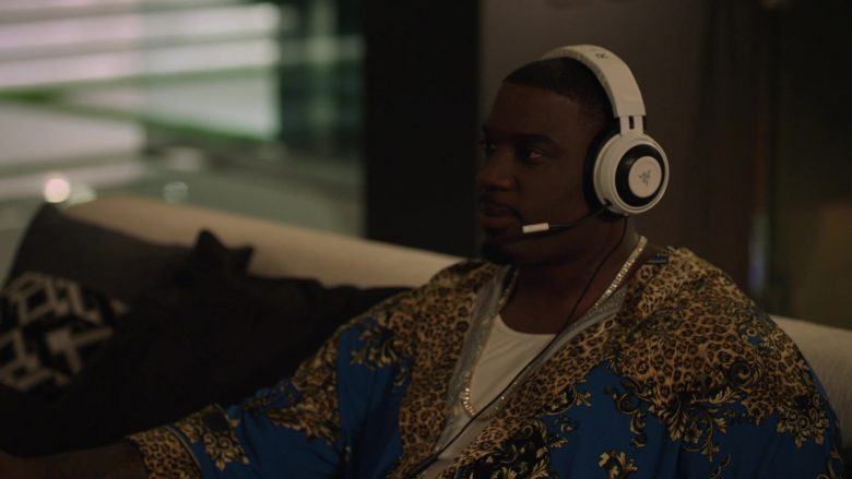 Razer Gaming Headset Used by Donovan W. Carter as Vernon Littlefield in Ballers (1)