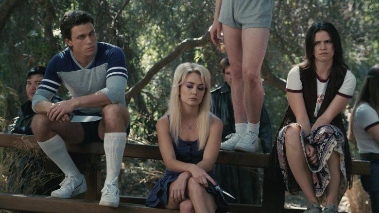 Reebok Sneakers in American Horror Story 1984 Season 9 Episode 7 The Lady in White (2019)
