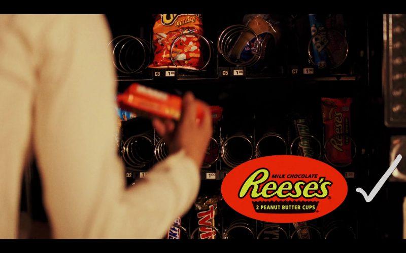 Reese's Milk Chocolate, Cheetos, Pop-Tarts, Milky Way, Snickers, Twix in Daybreak Season 1 Episode 6