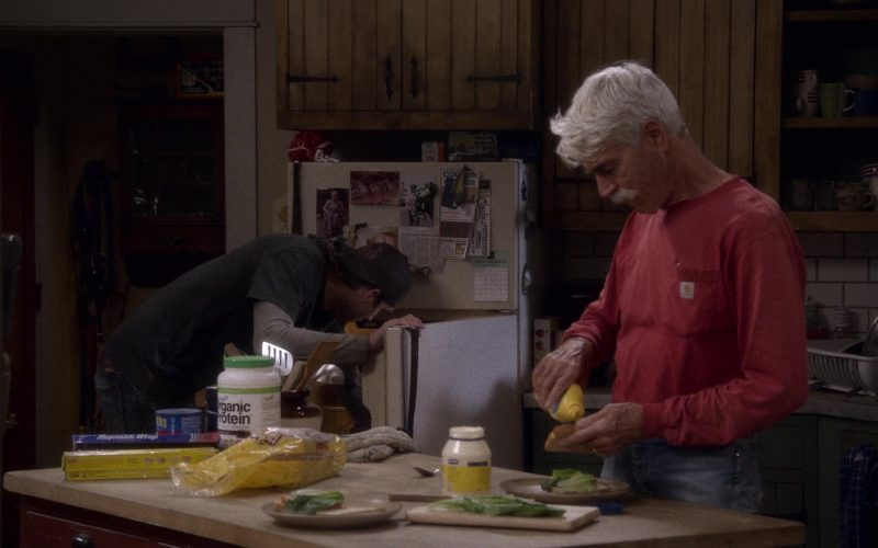 Reynolds Wrap and Orgain Organic Protein in The Ranch Season 4 Episode 7