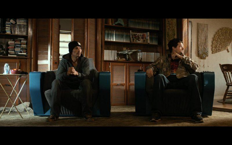 Rip It Energy Drink Enjoyed by Charles Baker as Skinny Pete in El Camino A Breaking Bad Movie