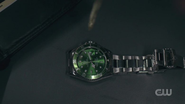 Rolex Oyster Perpetual Watch in Dynasty Season 3 Episode 2