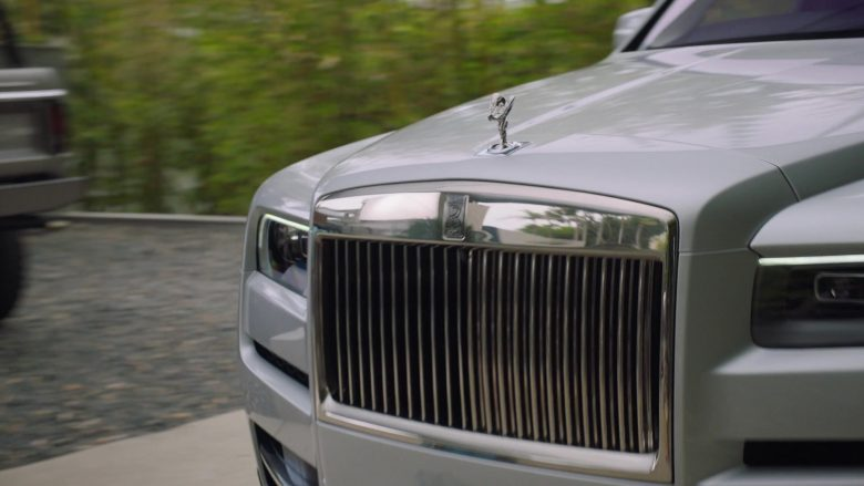 "Rolls-Royce Cullinan Car Used by Dwayne Johnson as Spencer Strasmore in Ballers Season 5 Episode 8 ""Players Only"" (2019) - TV Show Product Placement"
