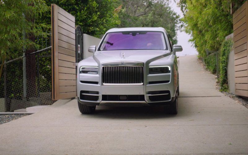 Rolls-Royce Cullinan Car Driven by Dwayne Johnson as Spencer Strasmore in Ballers (8)