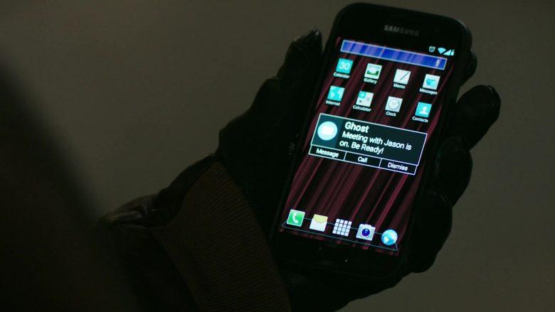 Samsung Galaxy Smartphone in Power – Season 6 Episode 7