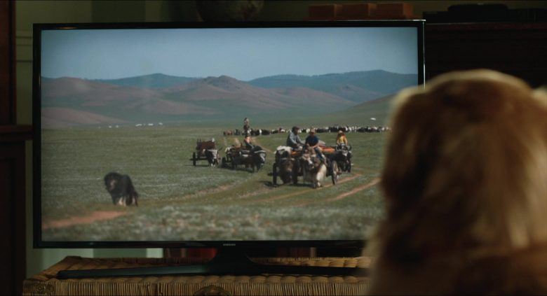 Samsung TV in The Art of Racing in the Rain (2019)