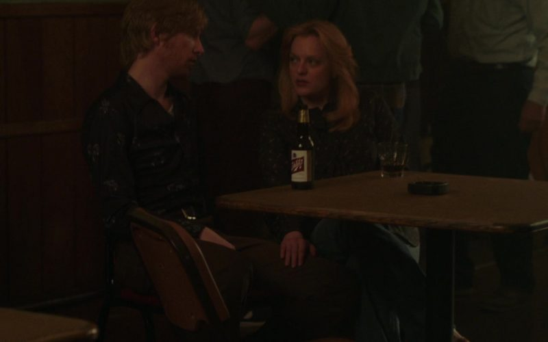 Schlitz Beer Enjoyed by Domhnall Gleeson as Gabriel O'Malley in The Kitchen (1)