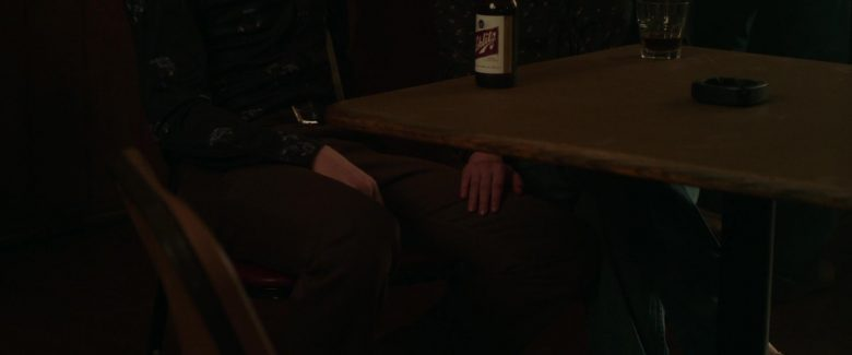 Schlitz Beer Enjoyed by Domhnall Gleeson as Gabriel O'Malley in The Kitchen (2)