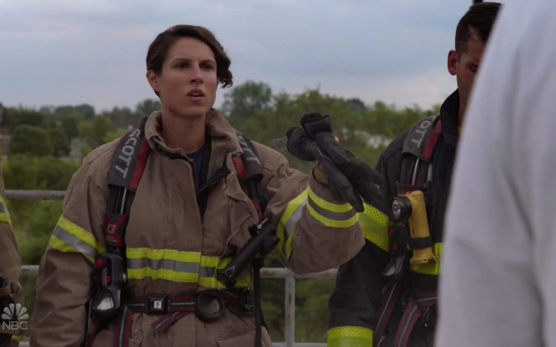Scott in Chicago Fire Season 8 Episode 5 Buckle Up (1)