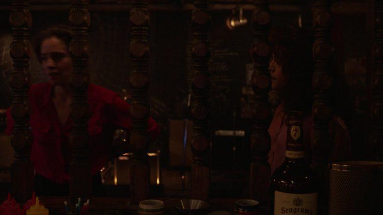 Seagram's Seven Crown Whiskey in The Deuce