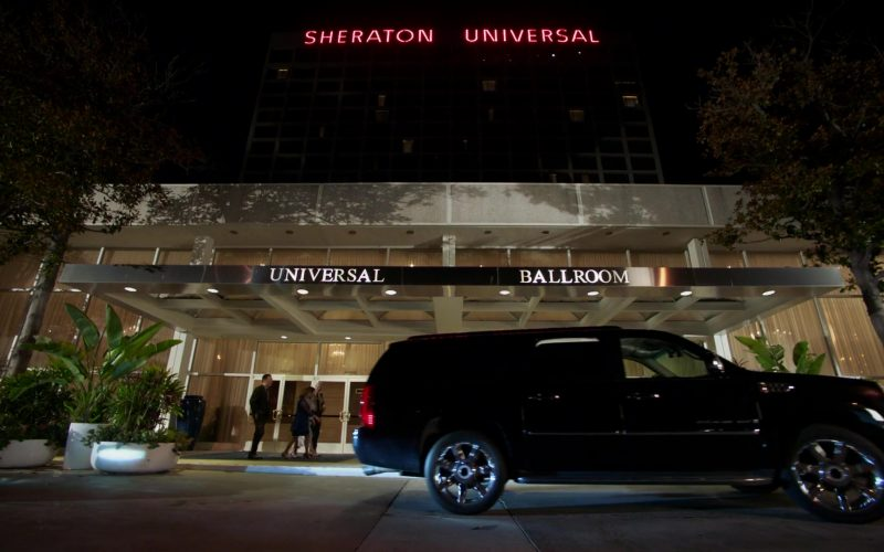 Sheraton Universal Hotel in All Rise Season 1 Episode 3