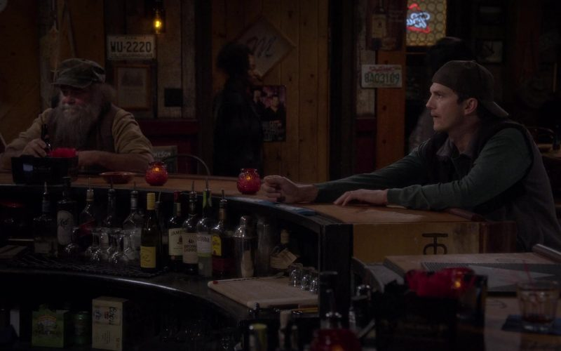 Sierra Nevada Pale Ale, Coors Beer, A to Z Wine, Jose Cuervo Tequila in The Ranch Season 4 Episode 6
