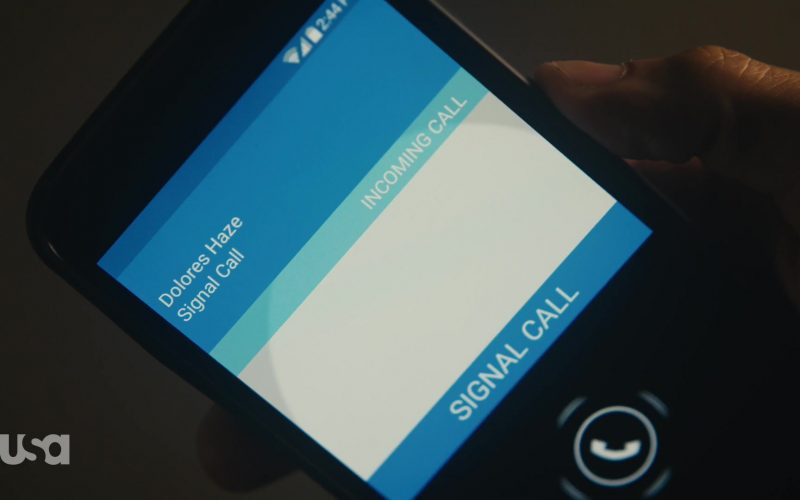 Signal Private Messenger in Mr. Robot