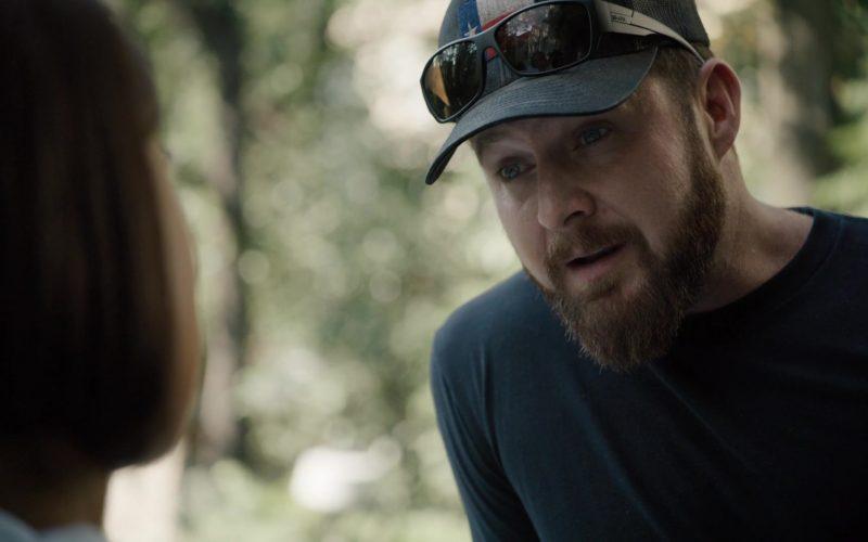 Smith Sunglasses Worn by A. J. Buckley as Sonny Quinn a.k.a Bravo 33B in SEAL Team (3)