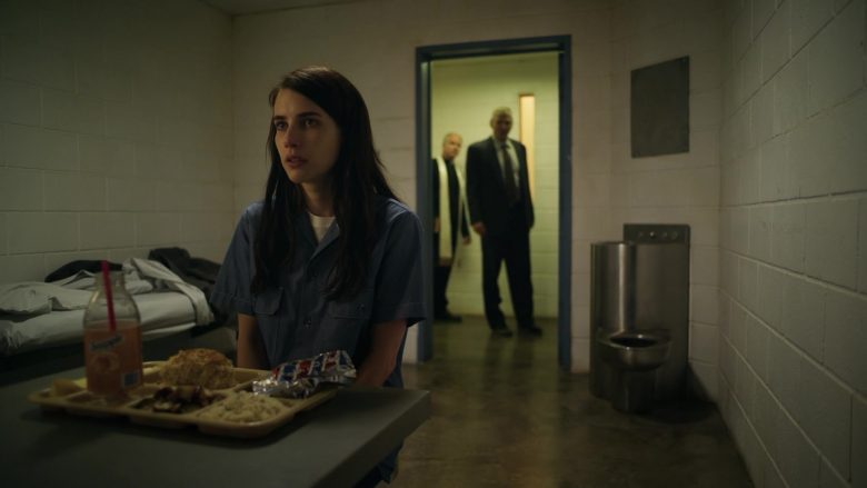 Snapple Drink Enjoyed by Emma Roberts as Brooke Thompson in American Horror Story: 1984 Season 9 Episode 6 (2019) - TV Show Product Placement