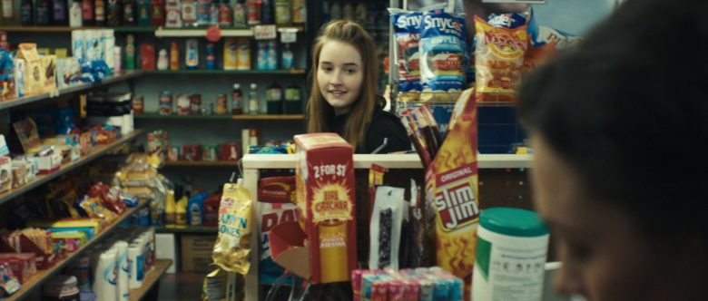 Snyder Chips and Slim Jim in Them That Follow (1)
