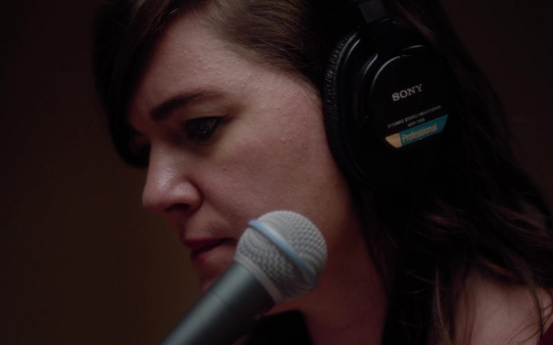 Sony Headphones in Room 104 Season 3 Episode 6 A New Song (1)