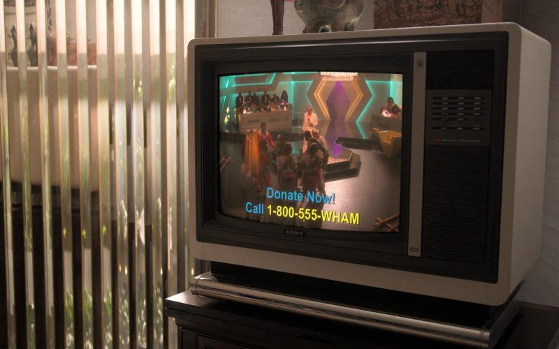 Sony TV in On Becoming a God in Central Florida Season 1 Episode 10