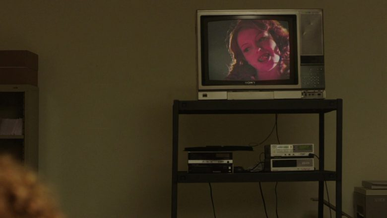 Sony TV in The Deuce - Season 3, Episode 4, They Can Never Go Home (2019) - TV Show Product Placement