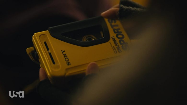 Sony Walkman Cassette Player in Mr. Robot (1)