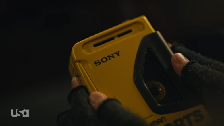 Sony Walkman Cassette Player in Mr. Robot (2)