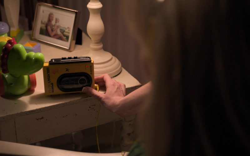 Sony Walkman Portable Cassette Player Used by Kirsten Dunst as Krystal Stubbs