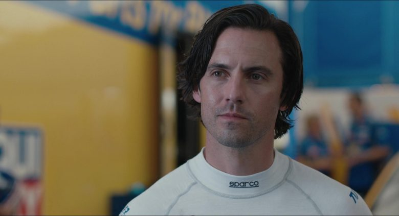 Sparco Racing Outfits Worn by Milo Ventimiglia as Denny Swift in The Art of Racing in the Rain (2019) - Movie Product Placement
