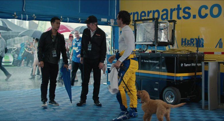 Sparco Shoes Worn by Milo Ventimiglia as Denny Swift in The Art of Racing in the Rain (2019) - Movie Product Placement