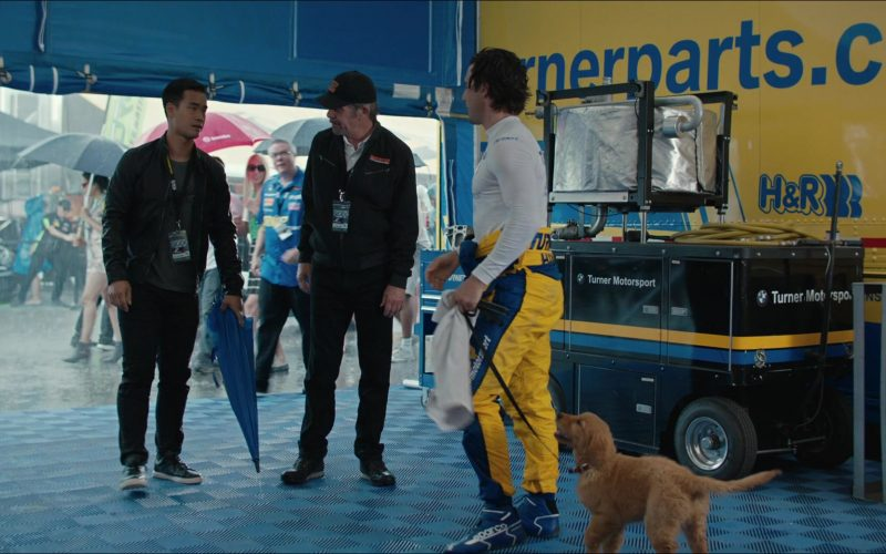 Sparco Shoes Worn by Milo Ventimiglia as Denny Swift in The Art of Racing in the Rain
