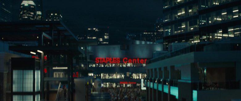 Staples Center in Stuber (2)
